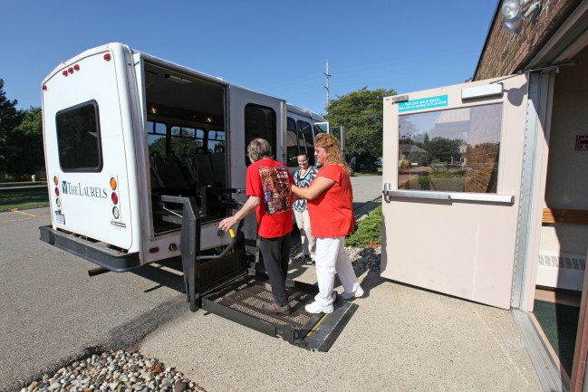 The Laurels of Coldwater: Wheelchair Accessible Bus